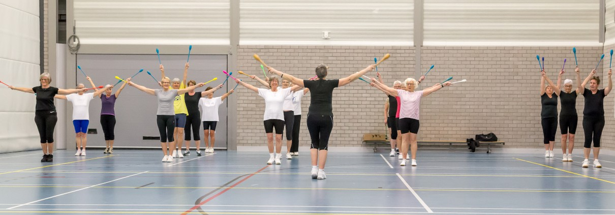 Keep fit dames 3